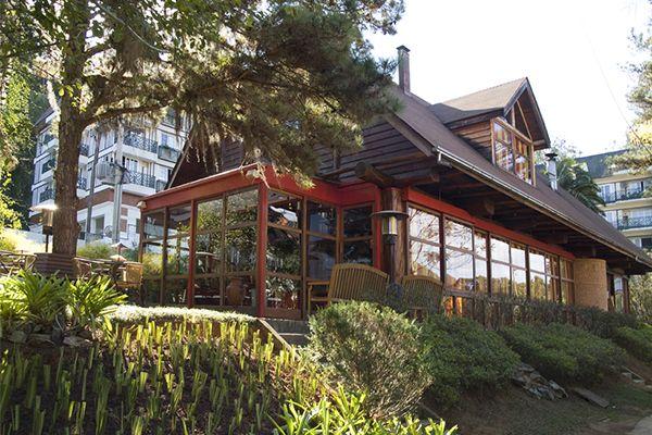 Granja Brasil Resort e Spa.