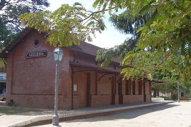 Centro Cultural Estação de Nogueira
