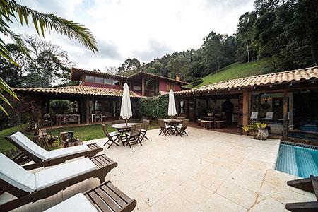 Pousada e Restaurante Rancho da Ferradura