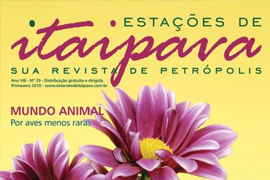 Revista Estações de Itaipava