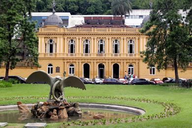 Palácio Amarelo - Câmara Municipal